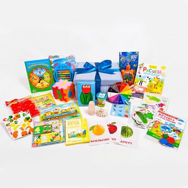 Набор развивающих игрушек GENIUS boy 1 год