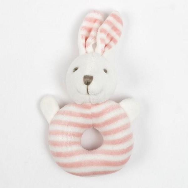 Плед, игрушка и носочки newborn SNUG girl