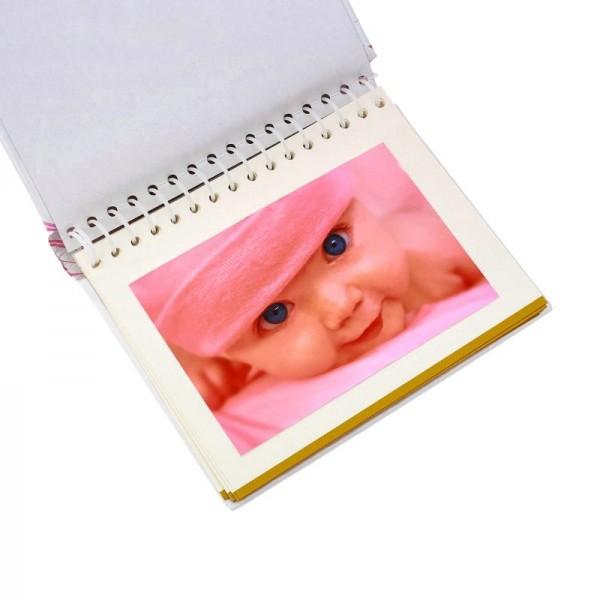 Фотоальбом и селфи-палка lollybox newborn PHOTO girl