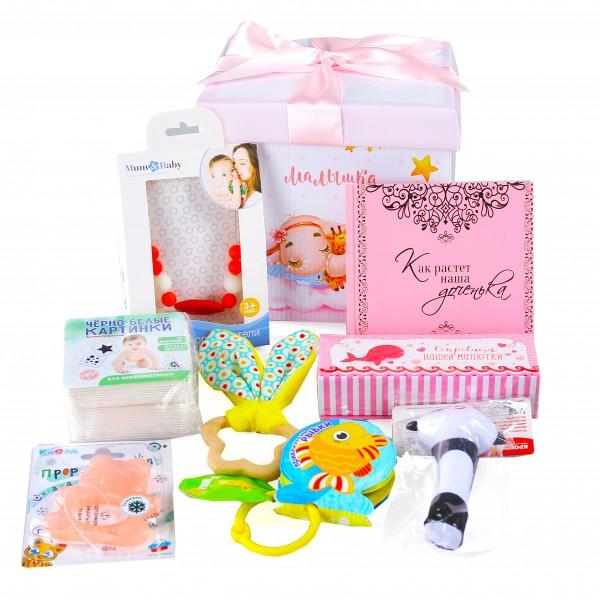 Подарок новорожденной девочке MIDI