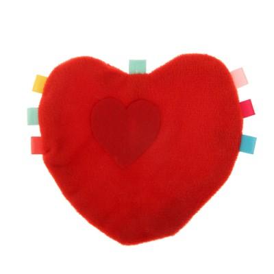 Игрушка-шуршалка Сердце