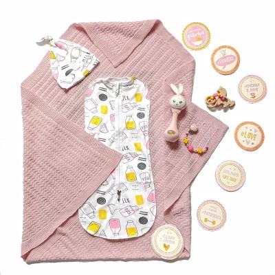Набор новорожденного lollybox newborn SNUG 2 girl