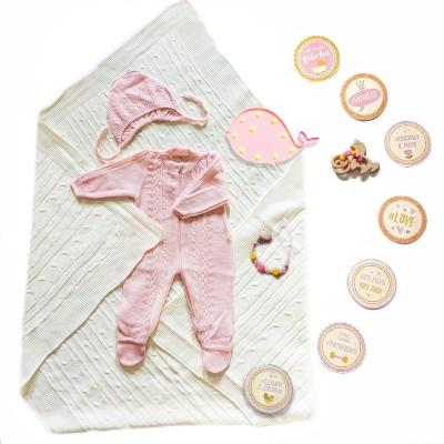 Набор новорожденного newborn SNUG 3 girl