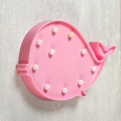 Ночник для детской Кит rose