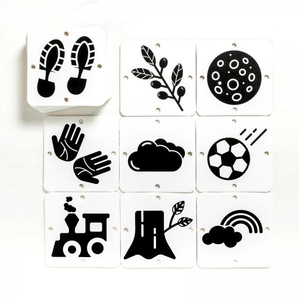 Черно-белые картинки Мир вокруг нас
