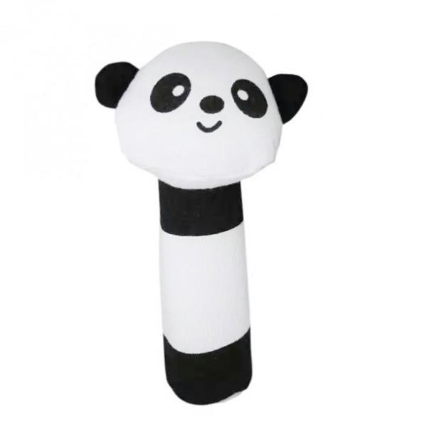 Игрушка-пищалка Панда