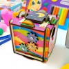 Набор развивающих игрушек lollybox GENIUS boy 1 год