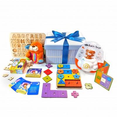 Набор развивающих игрушек GENIUS boy 2 года