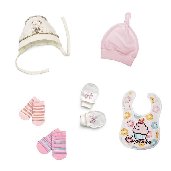 Комплект одежды newborn LUXE girl, 20 предметов