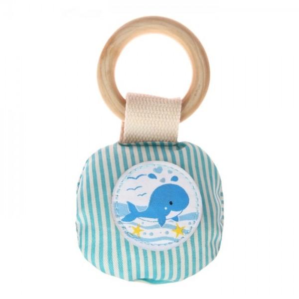 Колечко с игрушкой blue