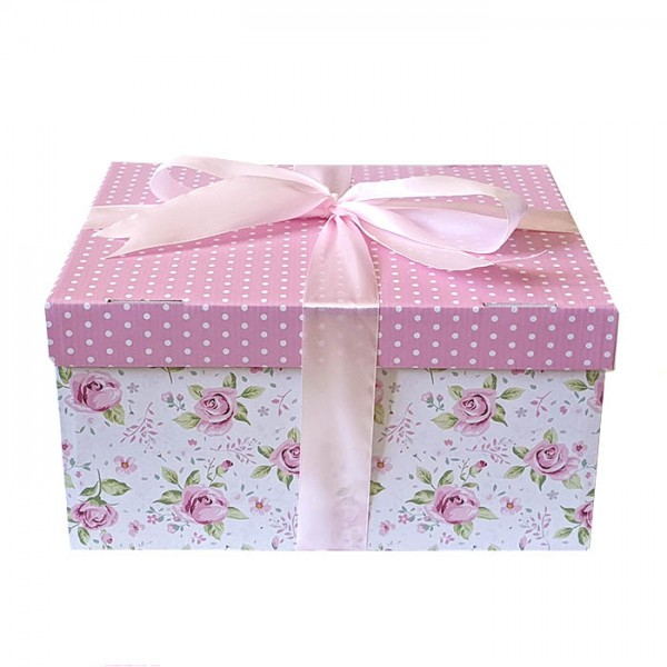 Подарочная упаковка girl