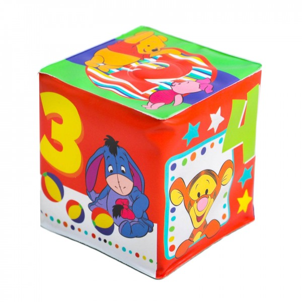 Кубик для игры в ванной