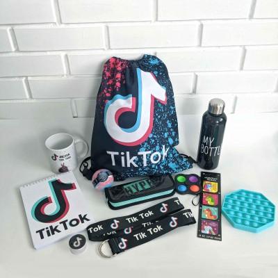 Набор Тиктокера / Тик ток /  TikTok Box